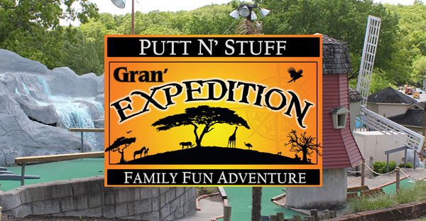 Home - Putt N' Stuff Family Fun Center - Putt Putt Mini-Golf, Bumper