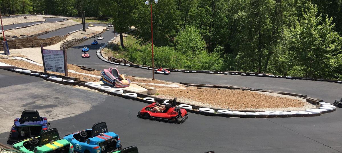 Gran Rally - Putt N' Stuff Family Fun Center - Putt Putt